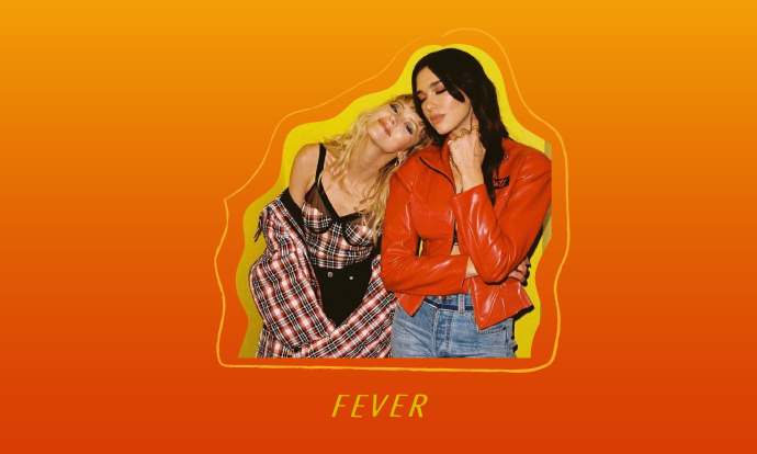 Dua Lipa and Angele turn up the heat with Fever - POPJUICE