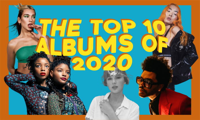Best Albums of 2020 - POPJUICE