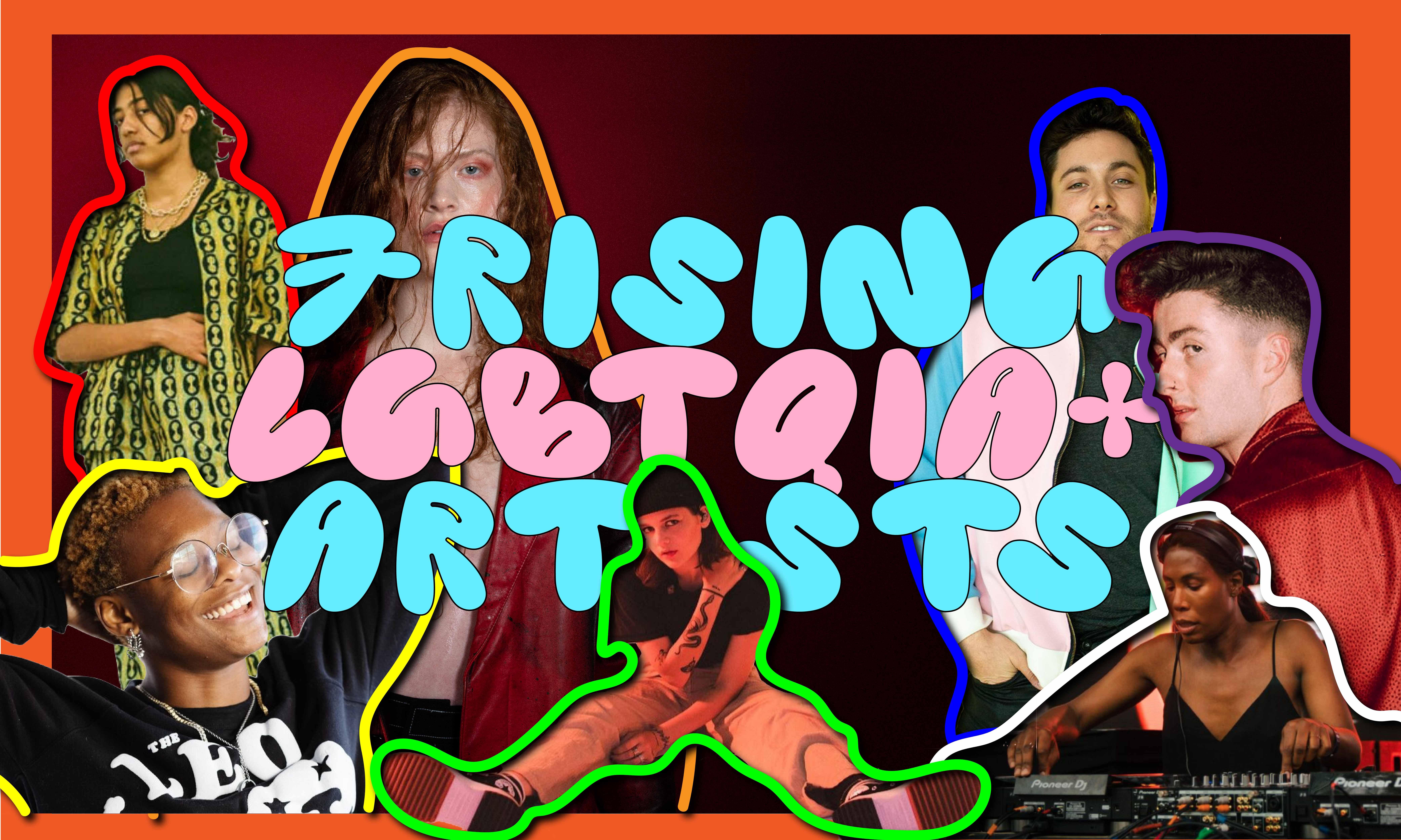 lgbt artists 2021 - POPJUICE