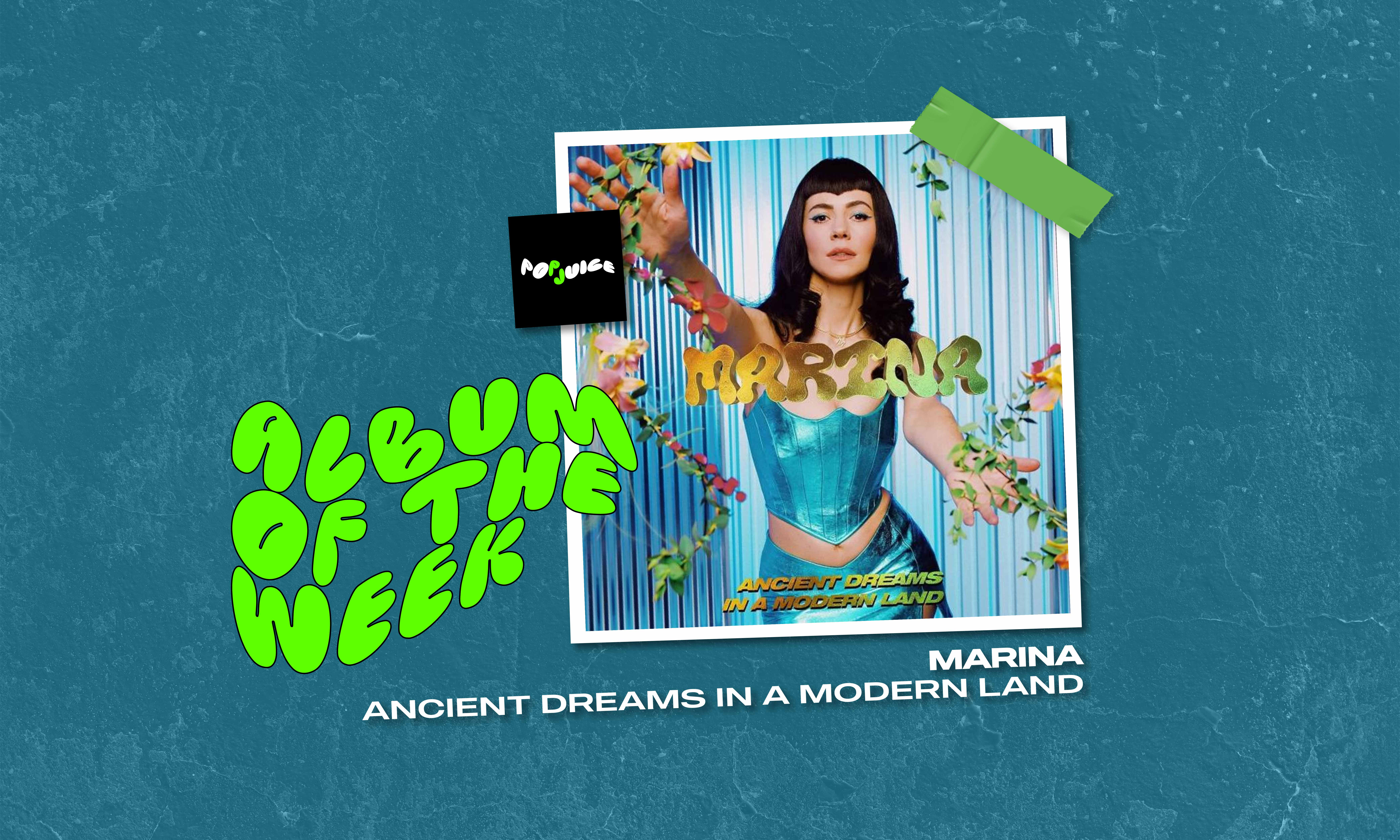 MARINA's 'Ancient Dreams in a Modern Land' Review - POPJUICE