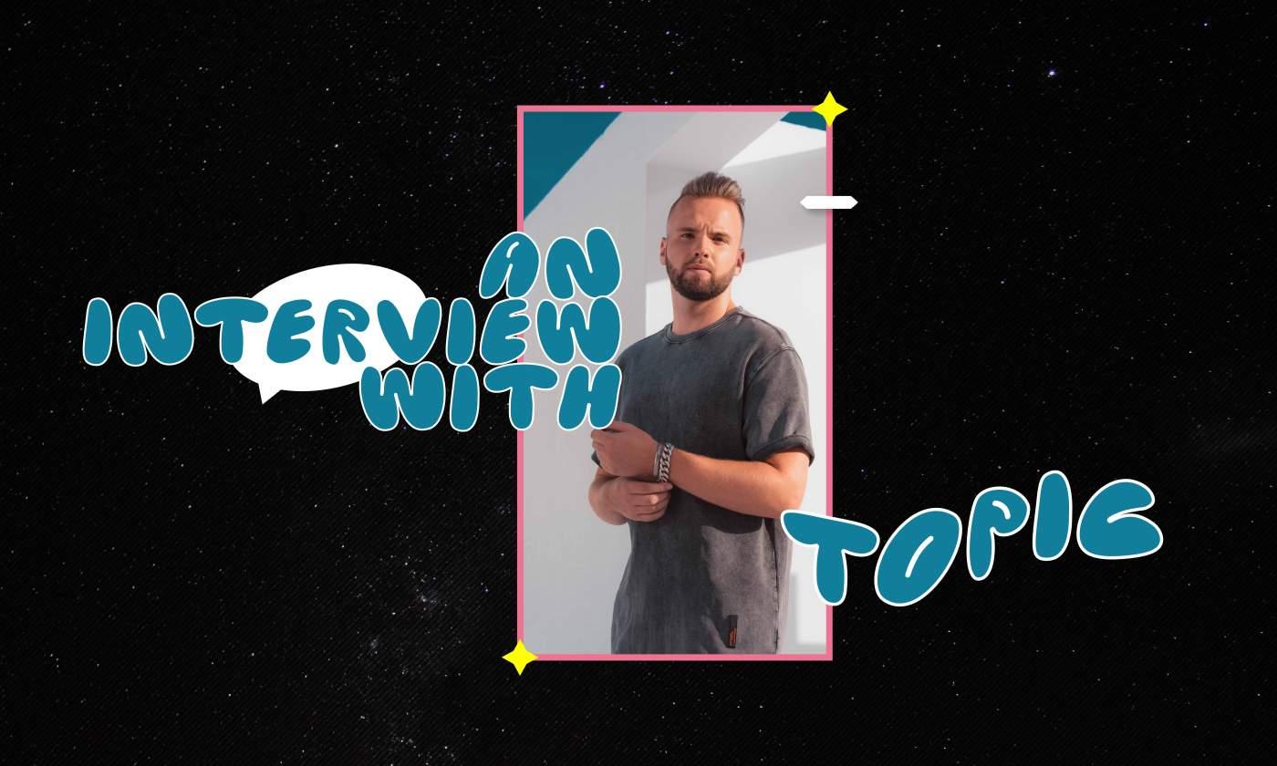 DJ Topic Interview - POPJUICE