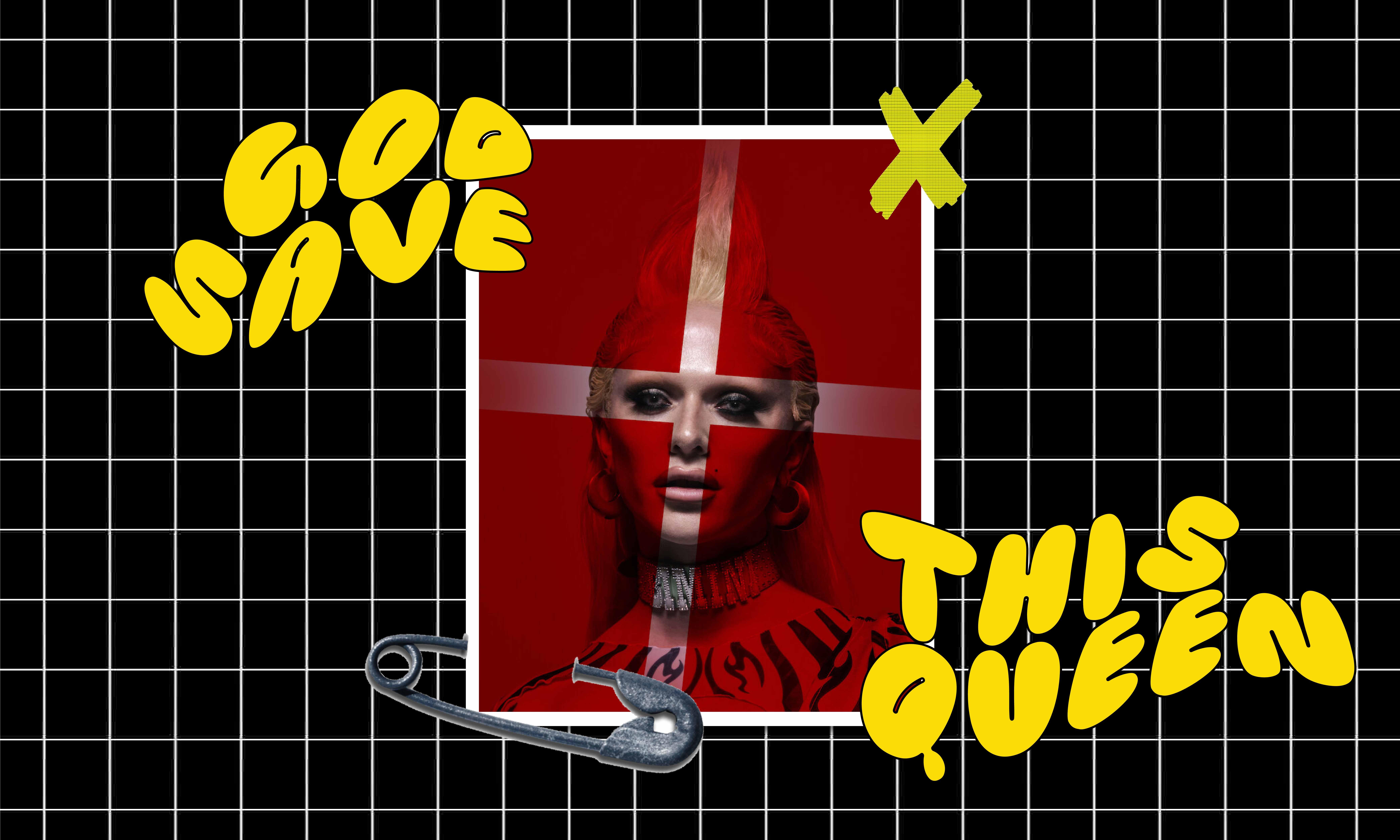 Bimini's 'God Save This Queen' - POPJUICE