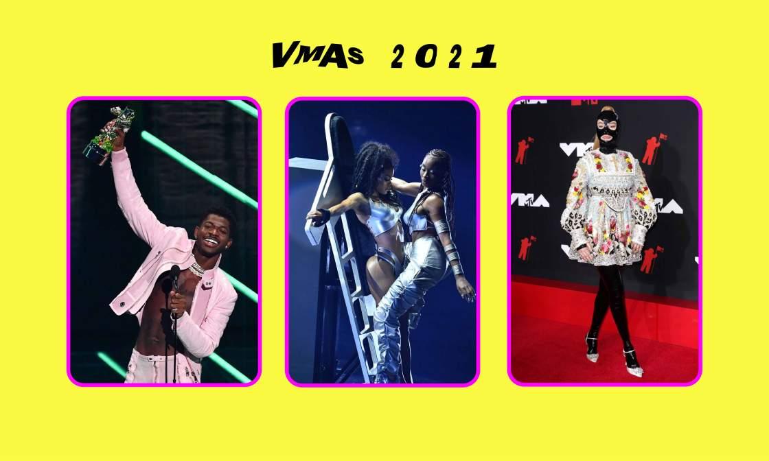 VMAs 2021 queer moments - POPJUICE